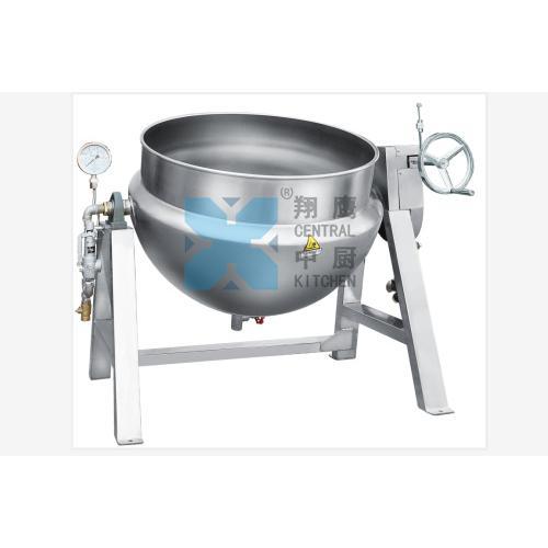 夹层锅 立式夹层锅 燃气夹层锅 蒸汽夹层锅