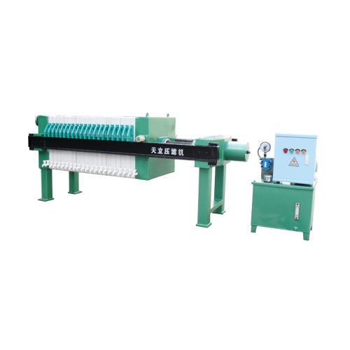 630型自动保压厢式压滤机