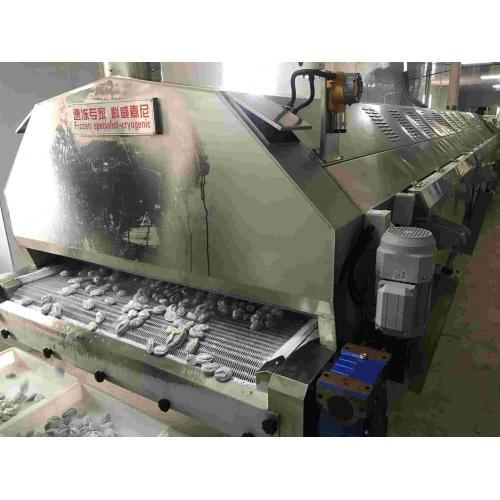 鲍鱼水产海鲜液氮速冻机 厂家直销