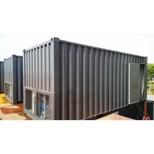小型移动式集装箱冷库