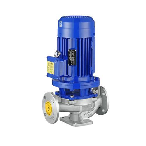 促銷-不銹鋼單級立式管道離心泵