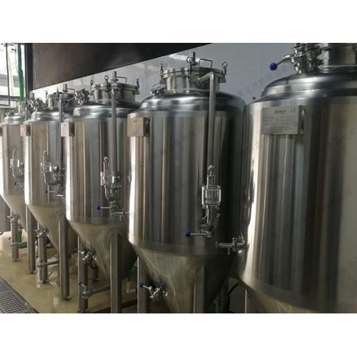 精釀啤酒發酵罐糖化罐