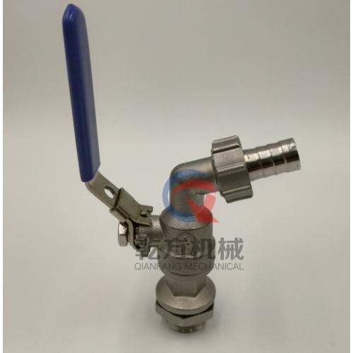不銹鋼水嘴球閥 啤酒桶水嘴 水龍頭開關 家用水嘴閥 水管閥
