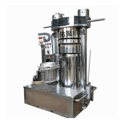 液压榨油机 油坊芝麻榨油机 植物药材压汁机
